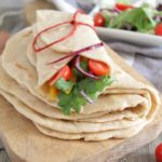 Tortillas facilissime fatte in casa