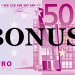 Chi non usa il bonus di 500 euro, il prossimo anno potrà spenderne mille