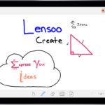 Lensoo Cerate: trasformare il proprio tablet in una lavagna e registrare ciò che si scrive