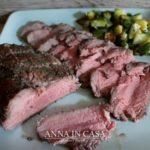 Roast-beef all'inglese, la mia nuova ricetta