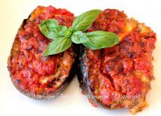Melanzane ripiene di carne trita ricetta calabrese
