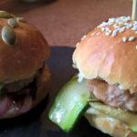 Fish burger salmone e tonno