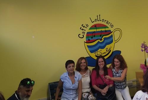 Il caffè letterario della scuola Rodari