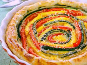 Torta salata di verdure: la ricetta ideale per un antipasto o un picnic