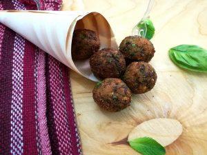 Polpette di zucchine: la ricetta di un finger food irresistibile