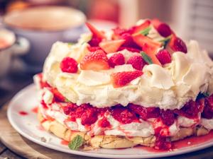 Pavlova: ricetta originale del dolce ispirato ad una ballerina