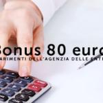 Si danno 85 euro, si tolgono 80 euro di bonus. Per gli insegnanti aumento stipendiale virtuale ?