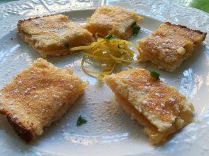 Lemon bars: la ricetta originale dei dolcetti al limone anglosassoni