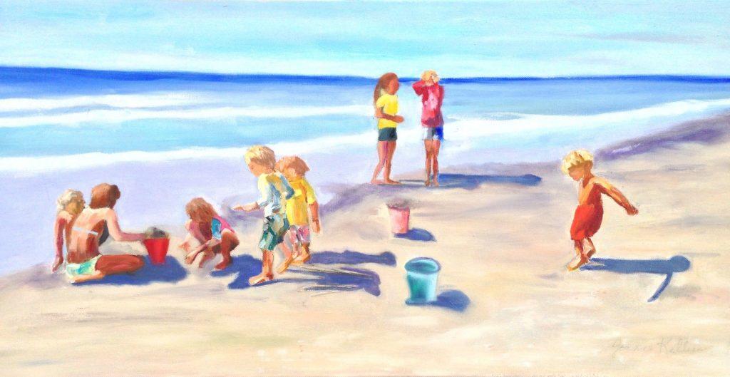 Giochi in spiaggia per bambini: ecco i migliori