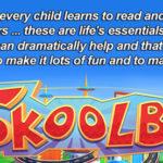 Skoolbo: strumento multipiattaforma per apprendere l'inglese e la matematica