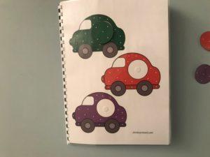 Quaderno tanti tanti colori