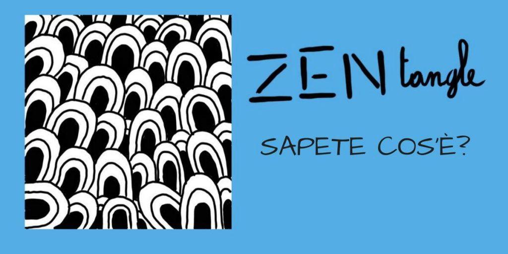 Zentangle: l'arte che fa bene a grandi e bambini