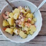 insalata gamberi polpo e patate