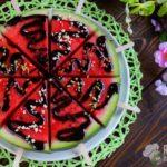 Spicchi di anguria per dessert