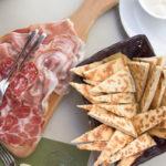 Gita improvvisata a Bertinoro, pranzo alla Ca' de Be' ed è subito Settembre