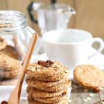 Biscotti ai cereali senza burro e senza uova