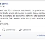 Salvini: vietato bocciare alle scuole elementari e medie – Piccoli Renzi crescono