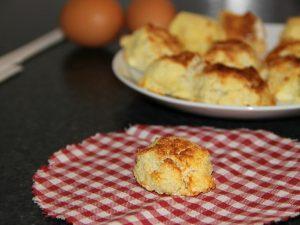 Biscotti al cocco: la ricetta veloce per una merenda sfiziosa