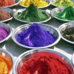 Dipingere con i colori naturali: ecco le ricette