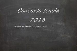 I due modi per diventare insegnanti dal 2018: concorso scuola e fase transitoria