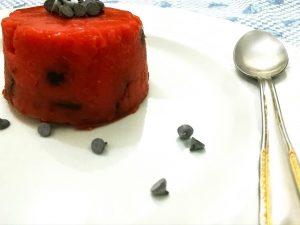 Gelo di melone: la ricetta originale siciliana della gelatina di anguria