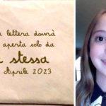 Genitori in lutto tlettera-la-figlia-scritto-stessa-diventata-adultarovano una lettera che la figlia aveva scritto a sé stessa per quando sarebbe diventata adulta
