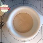 Doppia treccia di pane con lievito madre a lievitazione naturale (passo-passo)