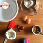 Muffin di farro con cuore di mela e fichi rossi a Km 0