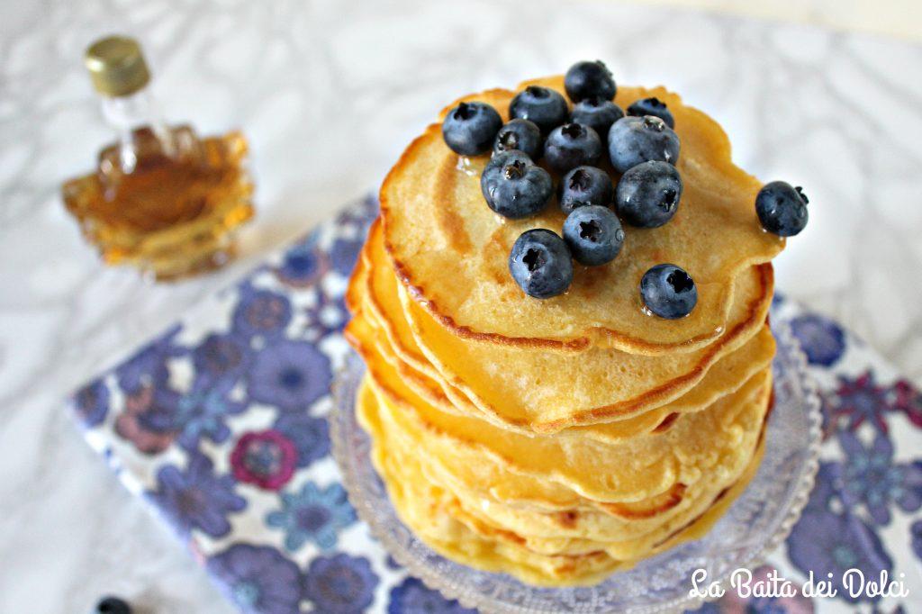 Pancakes di Nigella