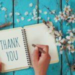 Educazione alla felicità, con il diario della gratitudine