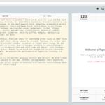 Typely: strumento per scrivere correttamente in inglese
