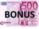 Bonus 2017 – 18:  da un minimo di 500 ad un massimo di 1000 euro