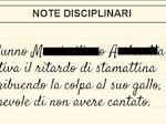 Nella scuola è giusto abolire le note ?