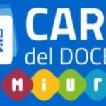 Carta del Docente, accreditati i 500 euro per il nuovo anno scolastico.