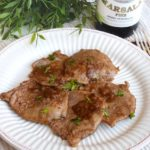 Scaloppine al Marsala