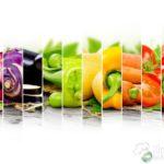 Frutta e verdura dai colori insoliti