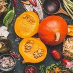 Il carrello di stagione: frutta e verdura di ottobre