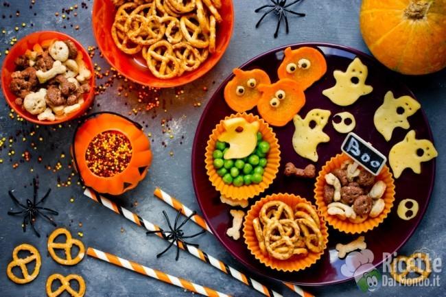 Brividi in cucina: 10 ricette di Halloween - Italia4all - Scuola