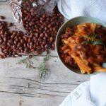 Pasta e fagioli contadina