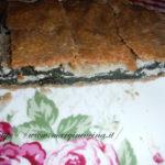Torta di bietole e formaggio di noci di macadamia