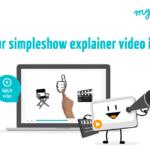 Mysimpleshow: creare video didattici in maniera guidata