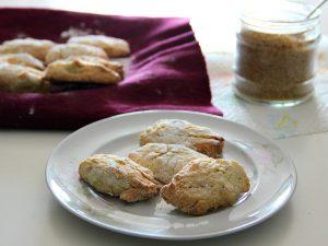 Ricciarelli: la ricetta tipica del biscotto della tradizione senese