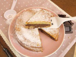 Torta 7 vasetti al cioccolato: la ricetta del dolce goloso ideale per la merenda