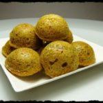Mini camille con farina di canapa – Tortine di carote con farina di canapa (senza burro)