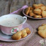 Biscotti di frolla allo yogurt