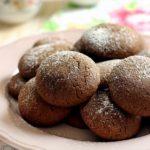 Biscotti alla crema di nocciole