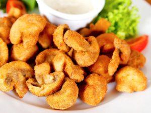 Funghi fritti: la ricetta per prepararli croccanti e dorati