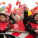 2 dicembre 2017: in piazza con la CGIL per pensioni più giuste e dignità del lavoro