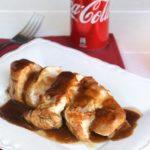 Petto di pollo alla Coca-cola
