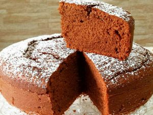 Torta paradiso al cacao: la ricetta del dolce goloso per la merenda